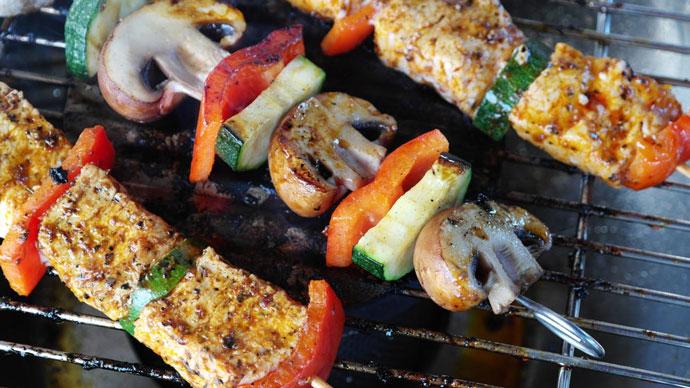 BBQ trends: de groentespies