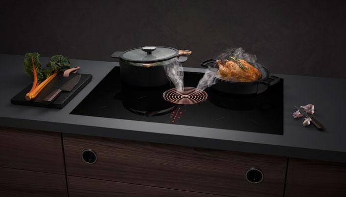BORA Pure kookveldafzuiging | Satink Keukens