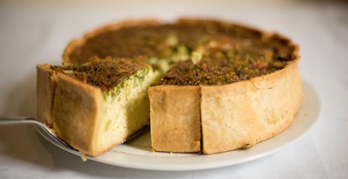 Hartige taart maken recept