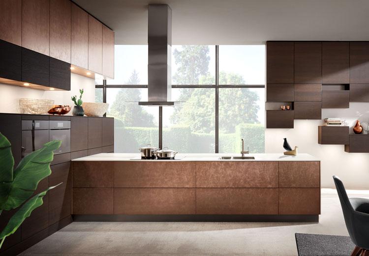 Design keuken met schiereiland | Satink Keukens