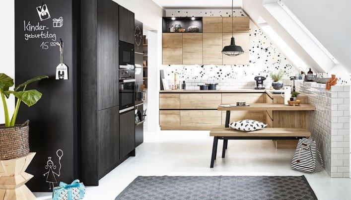 Keukeninspiratie: een woonkeuken | Satink Keukens
