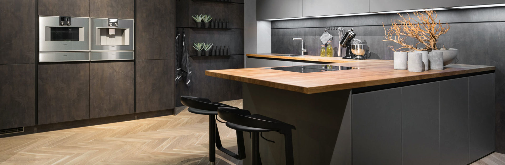 Nieuwe grijze Pronorm keuken | Satink Keukens Zwolle