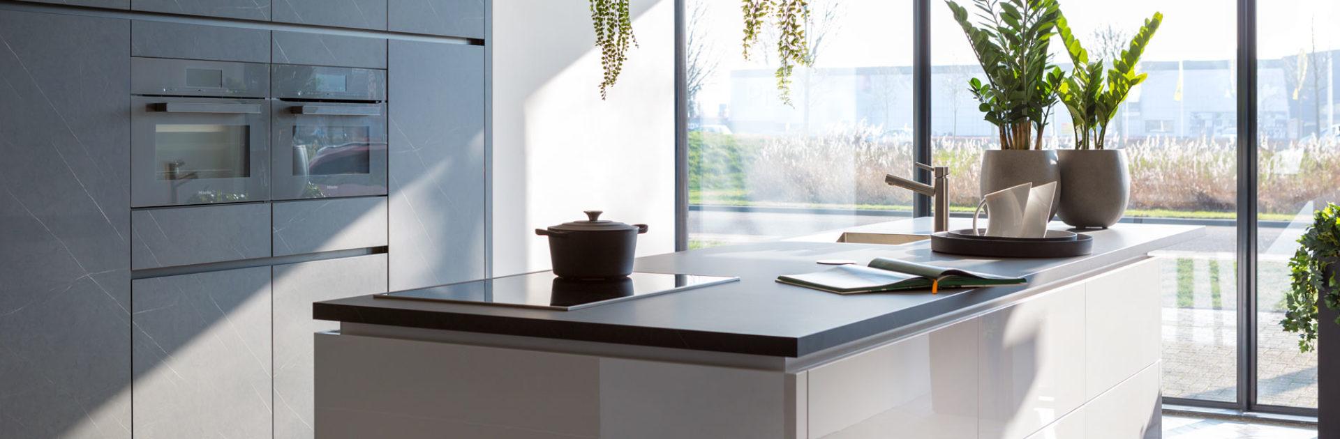 Bekijk hier keukens met slimme opbergruimte!