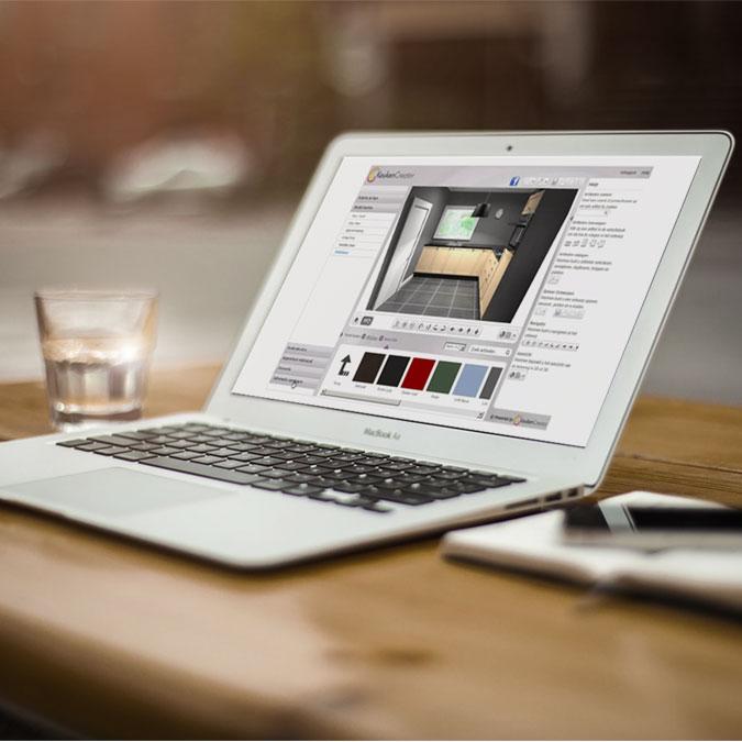 Keuken ontwerpen | KeukenCreator | Satink Keukens