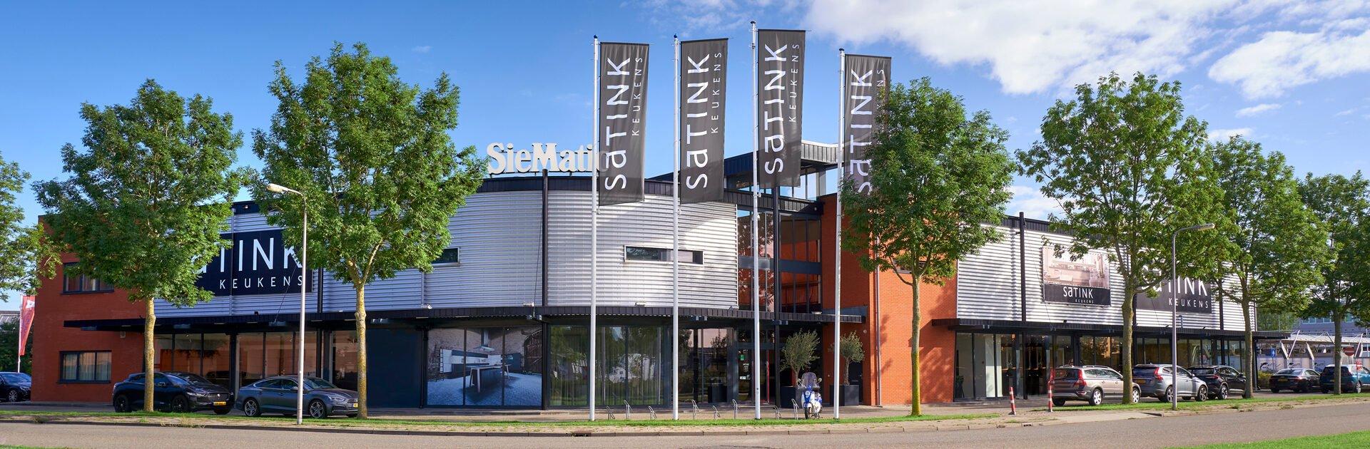 Satink Keukens pand Zwolle 2021