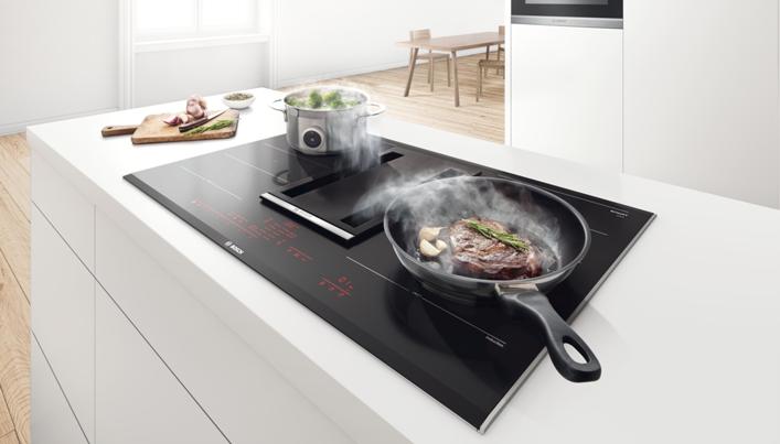 Technische hoogstandjes | Bosch keukenapparatuur | Satink Keukens