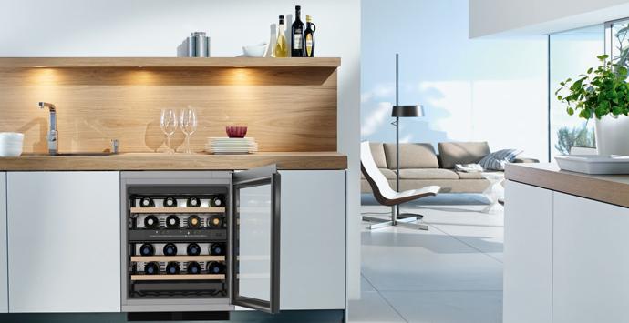 Wijnklimaatkast | Satink Keukens & Badkamers